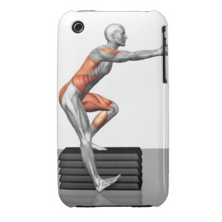 Step-Down Exercises iPhone 3 Cover