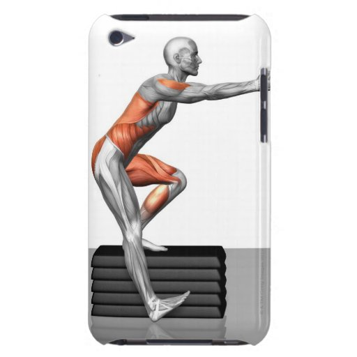 Step-Down Exercises iPod Case-Mate Cases