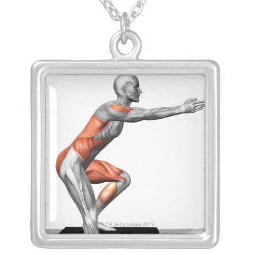 Step-Down Exercises Necklaces