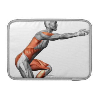 Step-Down Exercises Sleeve For MacBook Air