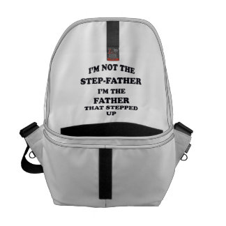 Step-Father Courier Bag
