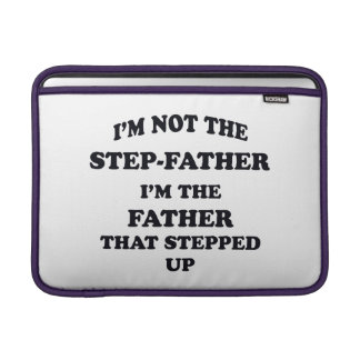 Step-Father MacBook Sleeve