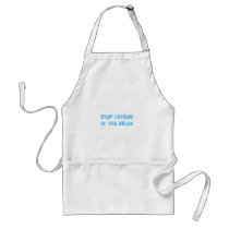 Step Father of the Bride Adult Apron
