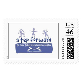 Step Forward to Cure Tuberous Sclerosis Complex Stamp
