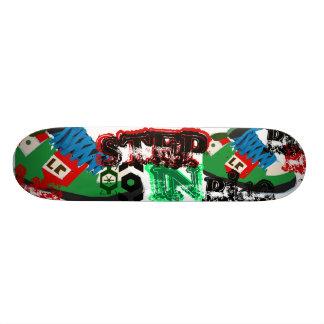 Step In Ride! Skateboard Decks