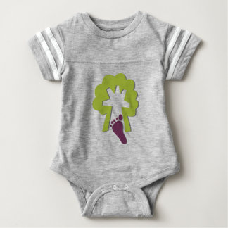 STEP INTO NATURE BABY BODYSUIT