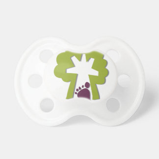 STEP INTO NATURE PACIFIER