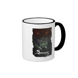 Step Into The Light Ringer Coffee Mug