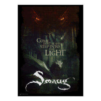 Step Into The Light Poster