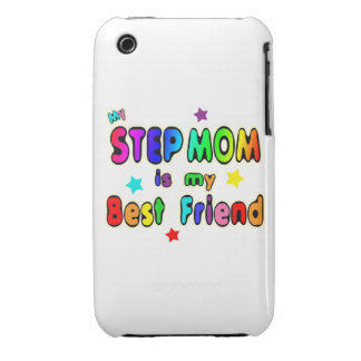 Step Mom Best Friend iPhone 3 Case-Mate Case