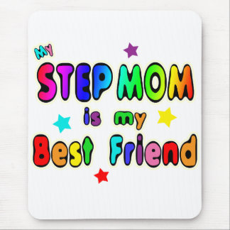 Step Mom Best Friend Mouse Pad