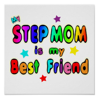 Step Mom Best Friend Poster