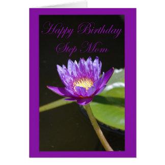 Step Mom Birthday Card