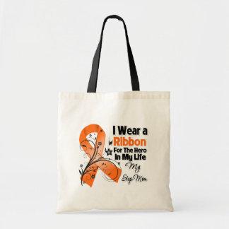 Step-Mom Hero in My Life Leukemia Bag