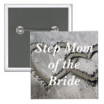 Step Mom Of The Bride Pins