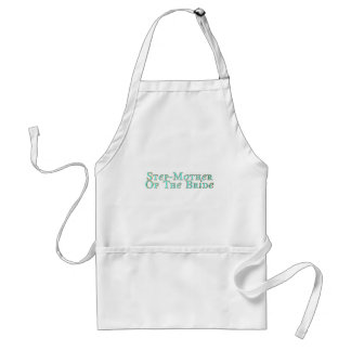 Step-Mother Of The Bride Apron