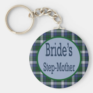 Step-Mother Of The Bride Keychain