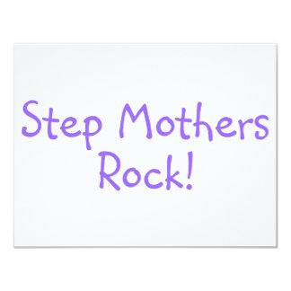 Step Mothers Rock Purple Card