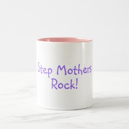 Step Mothers Rock Purple Mug