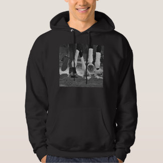Step Nicely Hooded Sweatshirt
