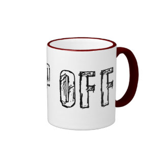 Step Off Coffee Mug