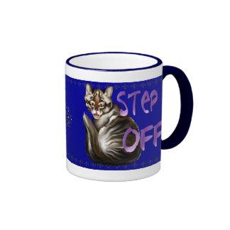 STEP OFF  Mug