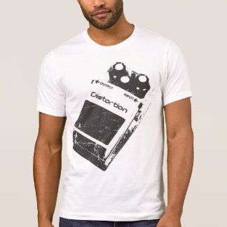 Step On It - Distortion Effects Pedal T-Shirt