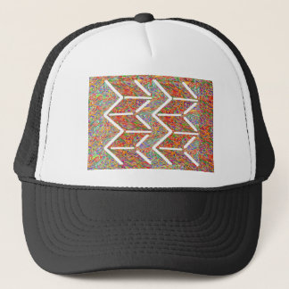Step on to GOLD RUSH  -  Artist Vision Trucker Hat