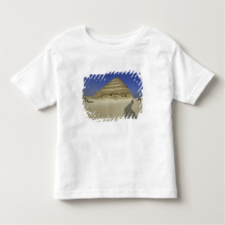 Step pyramid at Saqqara, one of the earliest Toddler T-shirt