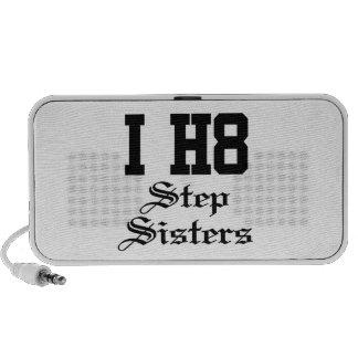 step sisters iPod speakers