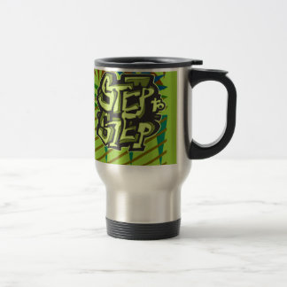 Step To Step Dance Travel Mug