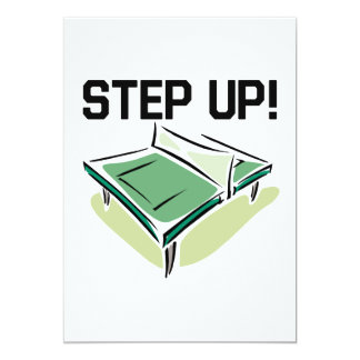 Step Up Card