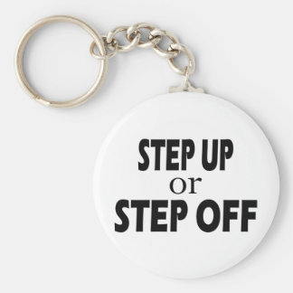 Step Up Key Chains
