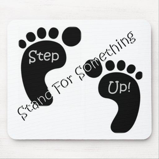 Step Up Mousepad