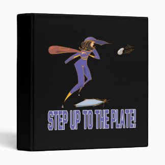 Step Up To The Plate Binder