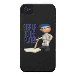 Step Up To The Plate Case-Mate iPhone 4 Case