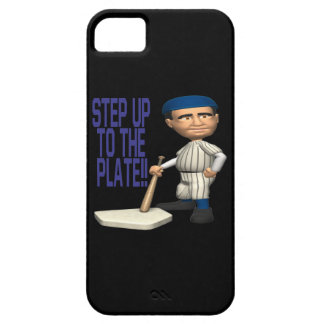 Step Up To The Plate iPhone SE/5/5s Case