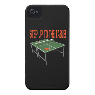Step Up To The Table iPhone 4 Covers