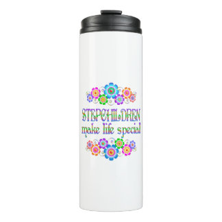 Stepchildren Make Life Special Thermal Tumbler