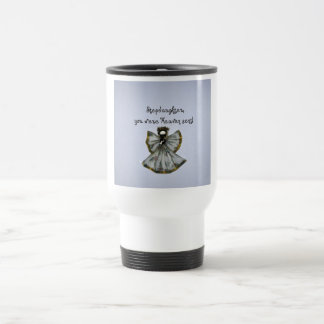 Stepdaughter, you were Heaven sent! Coffee Mugs