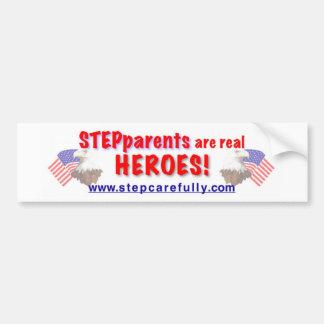 Stepfamily Bumpersticker Bumper Sticker