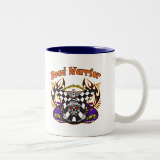 Stepfather Fathers Day Gift Ideas Two-Tone Coffee Mug
