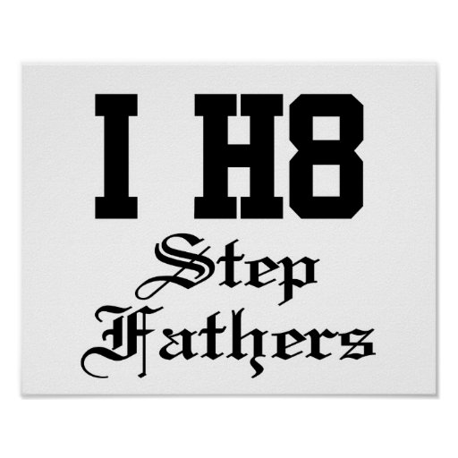 stepfathers poster