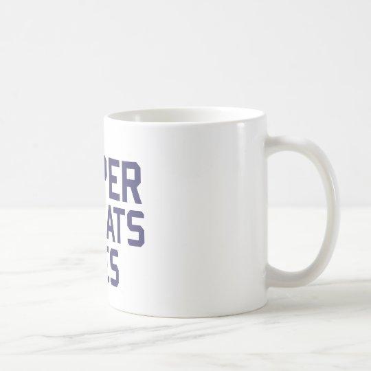 Stephan Harper eats babies Coffee Mug