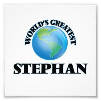 Stephan más grande del mundo fotografia