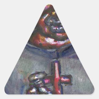 Stephan Triangle Stickers