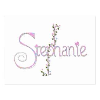 stephanie postcard