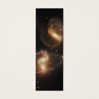 Stephan's Quintet Galaxies (Hubble Telescope) Mini Business Card