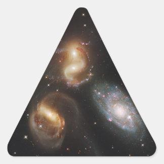 Stephan's Quintet Galaxies (Hubble Telescope) Sticker