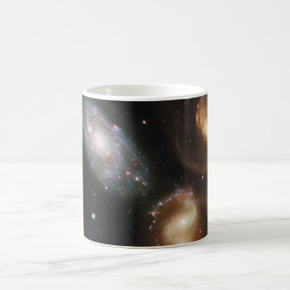 Stephan's Quintet Hickson Compact Group 92 Coffee Mug